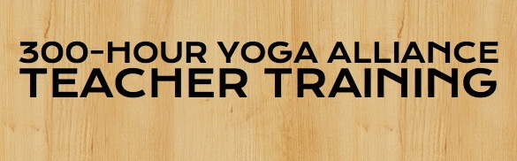 300-hr yoga alliance teacher training