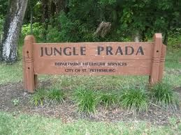 Jungle Prada Sign
