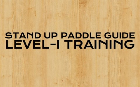 SUP Guide Level-1 Training
