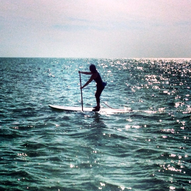 stand up paddle safety