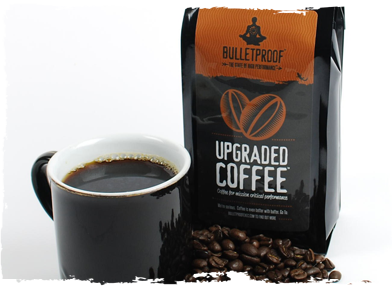 Bulletproof Ayurveda Coffee