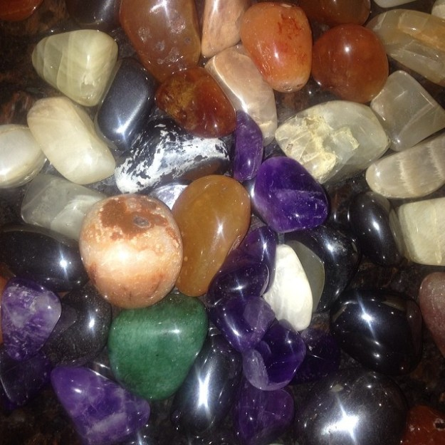 Crystals for Mercury in Retrograde